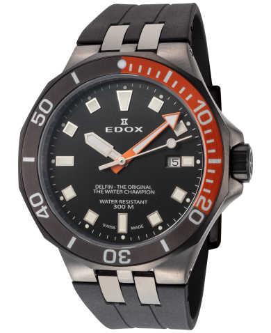 Edox Men's Watch 53015-357GNOCA-NIN