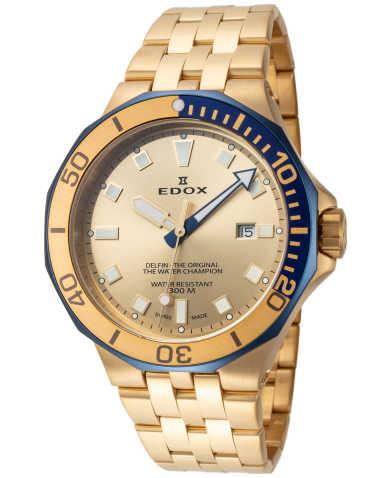 Edox Men's Watch 53015-357JBUM-DI