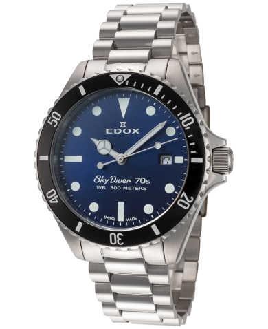 Edox Men's Watch 53017-3NM-BUI