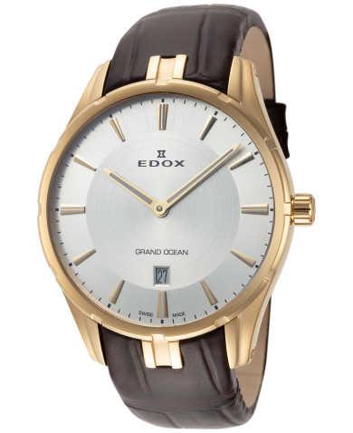 Edox Men's Watch 56002-37JC-AID