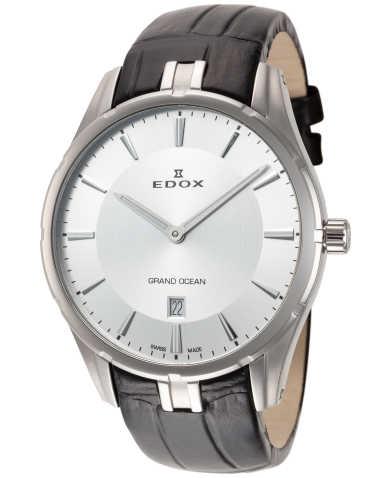 Edox Men's Watch 56002-3C-AIN