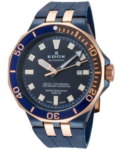 Edox Men's Watch 80110-357BURCA-BUIR