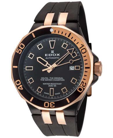 Edox Men's Watch 80110-357NRCA-NIR