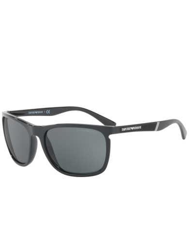 Emporio Armani Men's Sunglasses EA4107-501787-59
