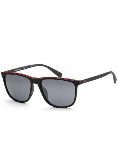 Emporio Armani Men's Sunglasses EA4109F-50426G58