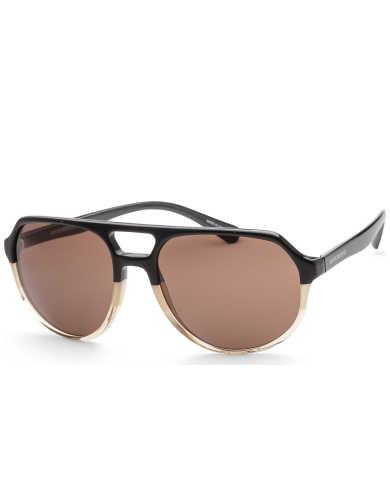 Emporio Armani Men's Sunglasses EA4111-563073-57