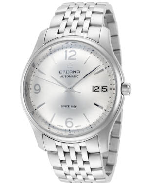 Eterna Men's Automatic Watch 7630-41-13-1227