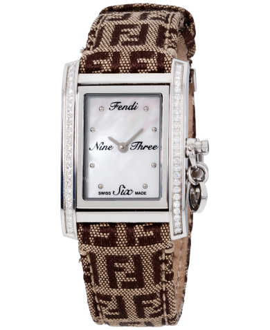 Fendi Women's Quartz Watch F718342DC