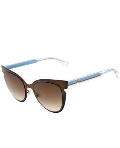 Fendi Women's Sunglasses FD0133-S-NPO-JD-52