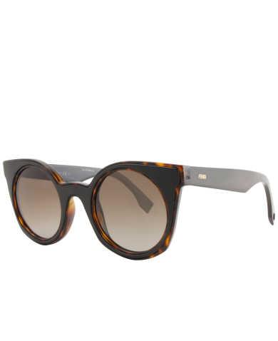 Fendi Women's Sunglasses FD0196-S-LC-HA-48