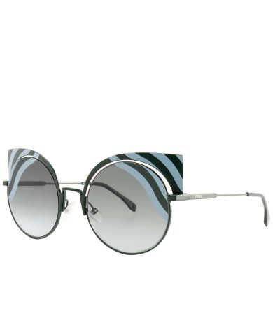Fendi Women's Sunglasses FD0215-S-0KC-EQ-53