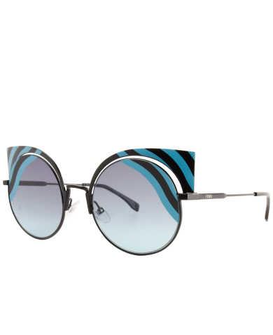 Fendi Women's Sunglasses FD0215-S-0LB-JF-53