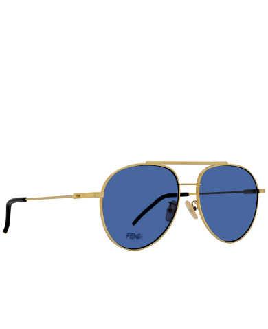 Fendi Men's Sunglasses FD0222-F-S-000-KU-0