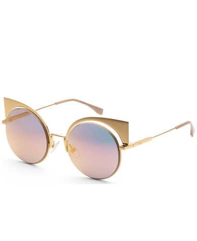 Fendi Women's Sunglasses FF-0177-S-53-0001