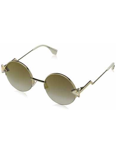 Fendi Women's Sunglasses FF-0243-S-0000-51-21