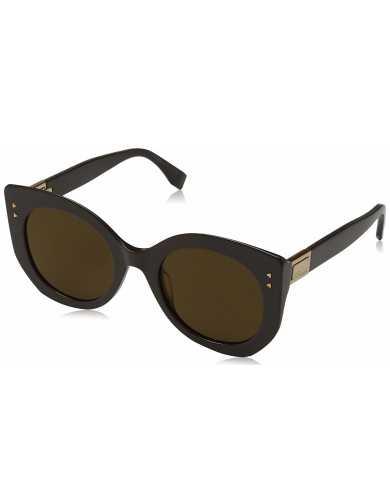 Fendi Unisex Sunglasses FF-0265-S-52-00T7