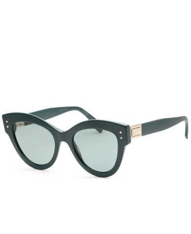 Fendi Women's Sunglasses FF-0266-S-01ED-52