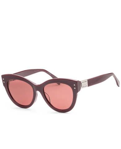 Fendi Women's Sunglasses FF-0282-F-S-00T7-54