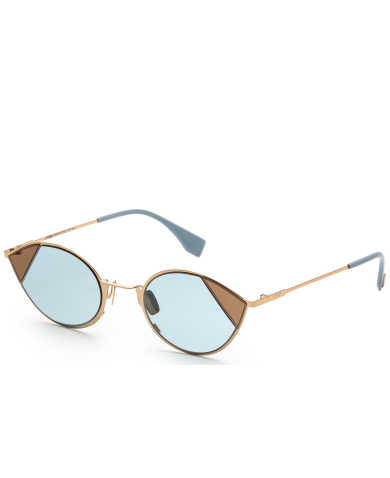 Fendi Women's Sunglasses FF-0342-S-0QWU-51-23