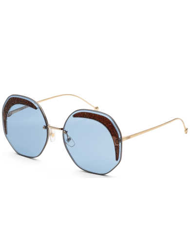 Fendi Women's Sunglasses FF-0358S-MVU-KU