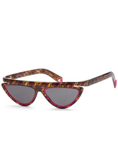 Fendi Women's Sunglasses FF-0383-S-00T4-55