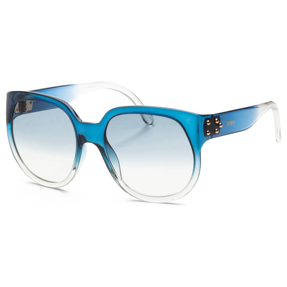 Fendi Fashion 60mm UV Protection Women's Sunglasses
