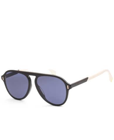 Fendi Men's Sunglasses FF-M0055-G-S-009Q-56