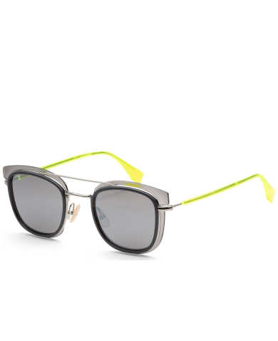 Fendi Men's Sunglasses FF-M0060S-0KB7-49