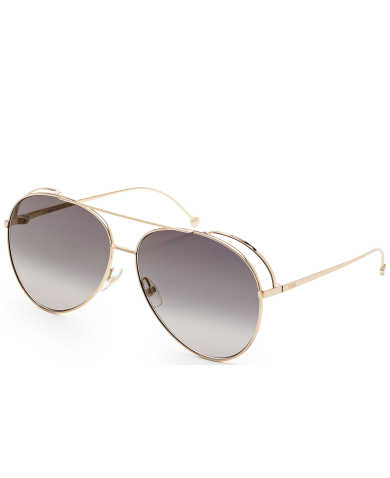 Fendi Sunglasses Unisex Sunglasses FF-0286-S-63-0J5G