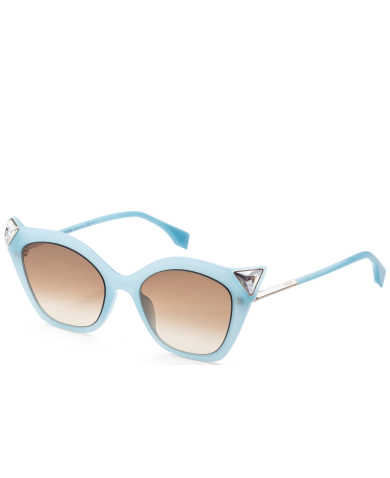 Fendi Sunglasses Women's Sunglasses FF-0357-G-S-0MVU-52-20