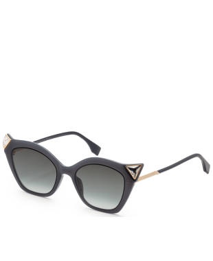 Fendi Sunglasses Women's Sunglasses FF-0357GS-807-9O