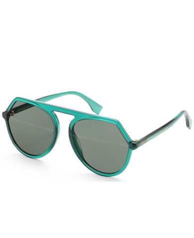 Fendi Unisex Sunglasses FF-0375-G-S-01ED