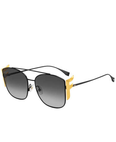 Fendi Women's Sunglasses FF-0380GS-0807-9O