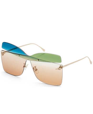 Fendi Sunglasses Women's Sunglasses FF-0399-S-0RNB-HA