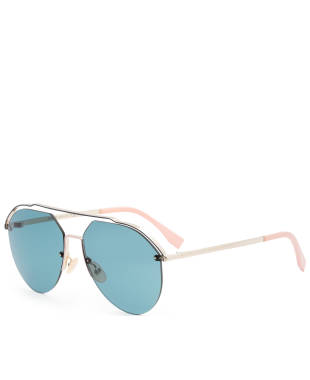 Fendi Men's Sunglasses FF-M0031S-3YG-MT