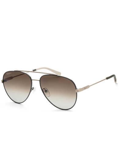 Ferragamo Men's Sunglasses SF204S-307