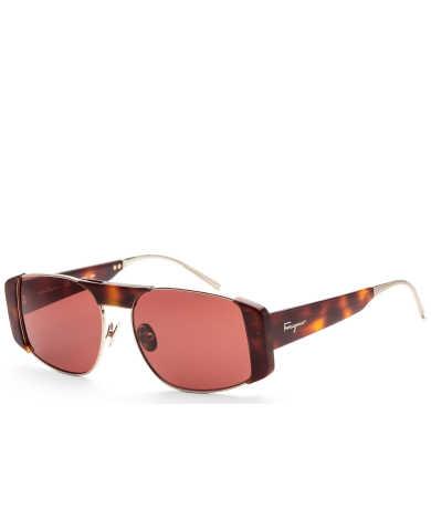 Ferragamo Women's Sunglasses SF267S-723