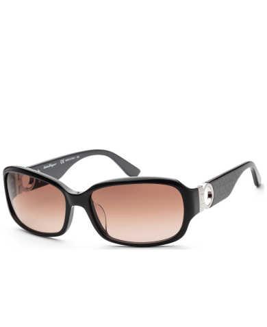 Ferragamo Women's Sunglasses SF608SA-001-59