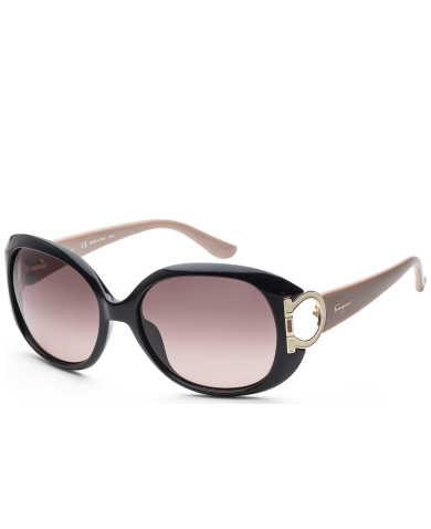 Ferragamo Women's Sunglasses SF668S-001