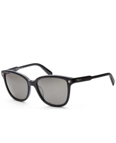 Ferragamo Unisex Sunglasses SF815S-001