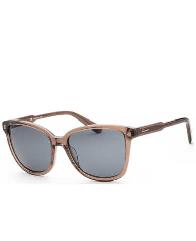 Ferragamo Unisex Sunglasses SF815S-210