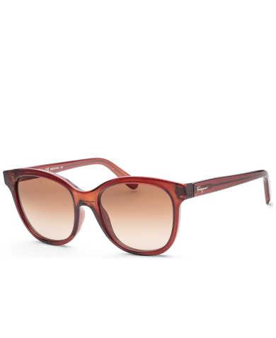 Ferragamo Women's Sunglasses SF834S-210-55