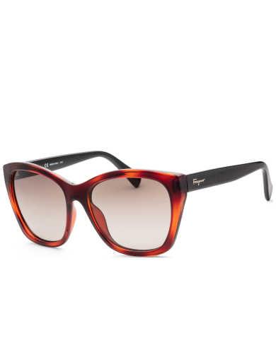 Ferragamo Women's Sunglasses SF957S-214