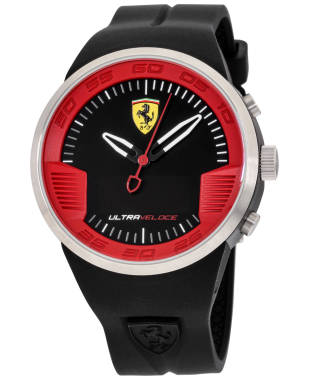 Ferrari Men's Quartz Watch 0830373
