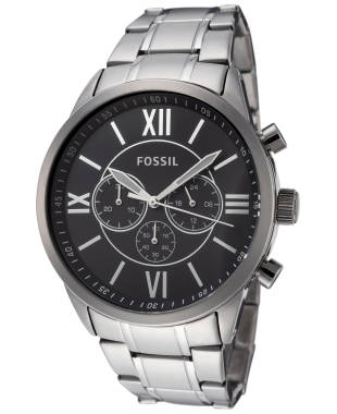Fossil Men's Quartz Watch BQ1126IE