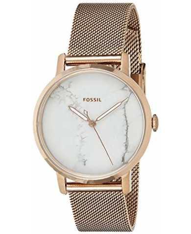 Fossil Women's Quartz Watch ES4404