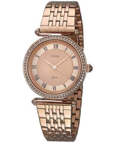 Fossil Women's Watch ES4711