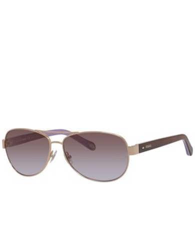 Fossil Women's Sunglasses FOS2004S-03YG-3Z