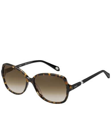 Fossil Women's Sunglasses FOS2046S-0HXY-DB