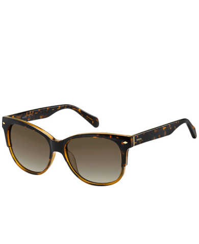 Fossil Women's Sunglasses FOS3073S-09N4-HA